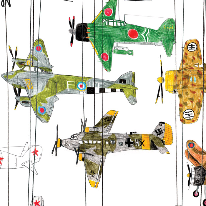Planes of the Second World War